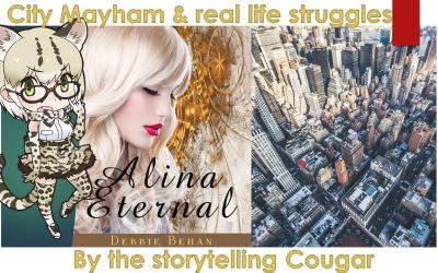 Storytelling Cougar – Characters who hijack the story.