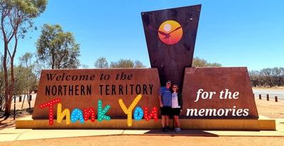 Shebbie In Oz – NT, thanks for the memories